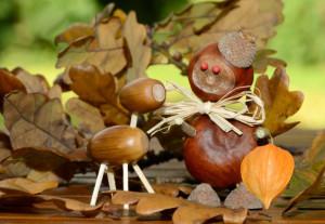 Herbstfiguren